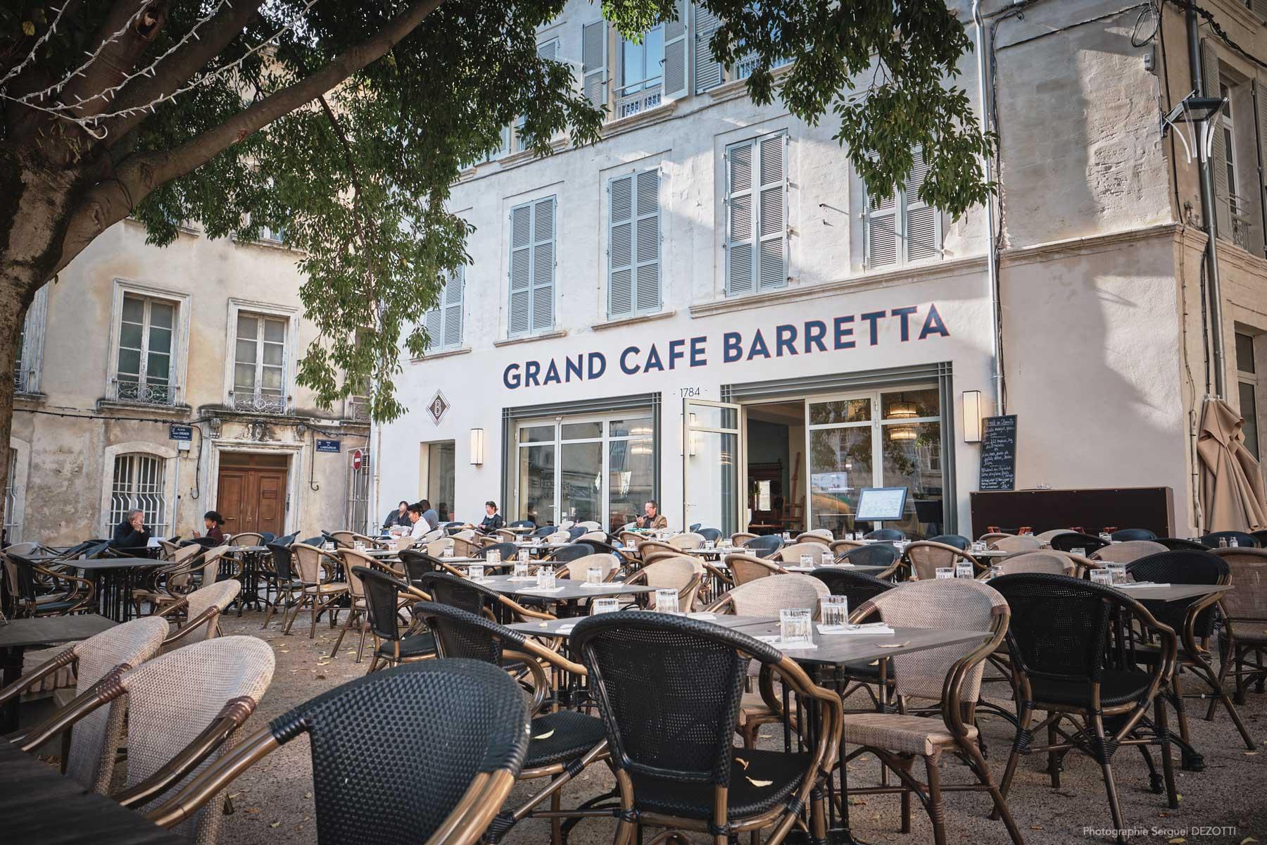 Le Grand Café Barretta